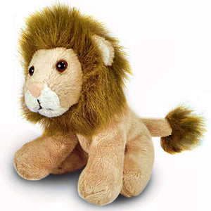 13cm Lion Cuddly Plush Soft Toy suitable for all ages