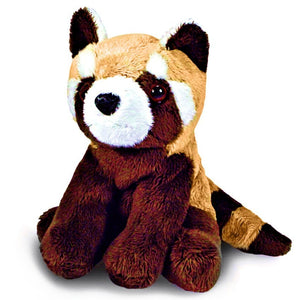 14cm Red Panda Cuddly Soft Toy