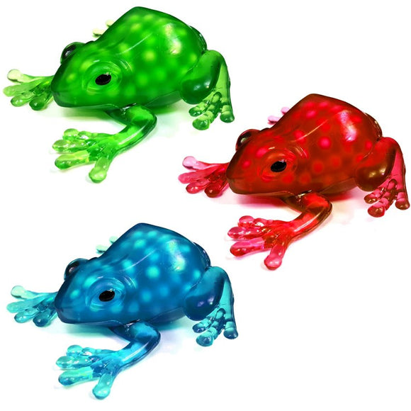 Squeezy Frog Sensory Toy main picture