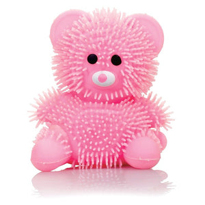 Squeezy Squidgy Bear available in 5 colours, Sensory Toys