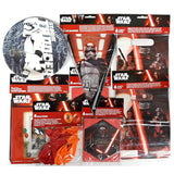 Star Wars Party Pack for 8 People - Birthday Decorations and Tableware
