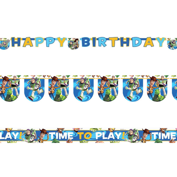 Toy Story Party Banner Pack Birthday Decorations