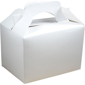 White Party Food Gift Toy Favor Cake Boxes