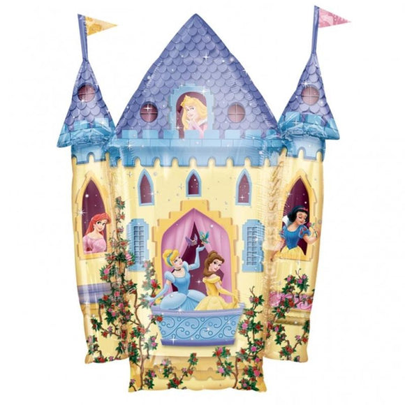 Disney Princess Super Shape Castle Balloon