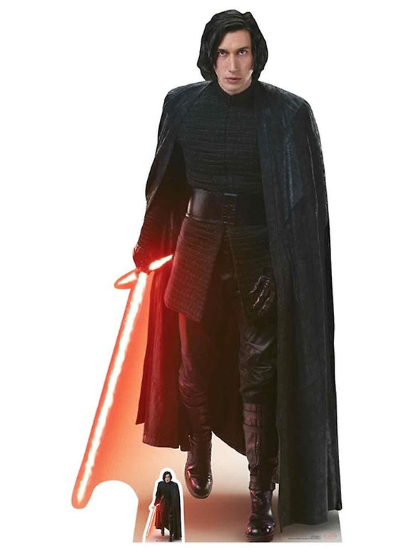 Kylo Ren (The Last Jedi) Star Wars Lifesize Cutout
