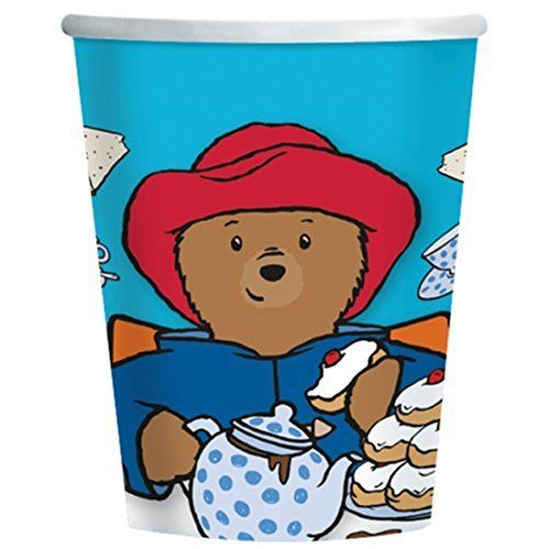 Paddington Bear Paper Party Cups