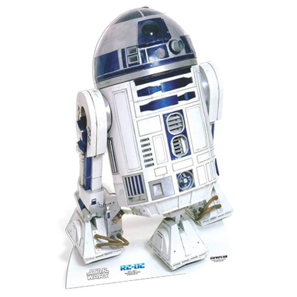R2-D2 Star-Mini Star Wars Cutout