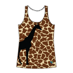 Giraffe All Natural tank top