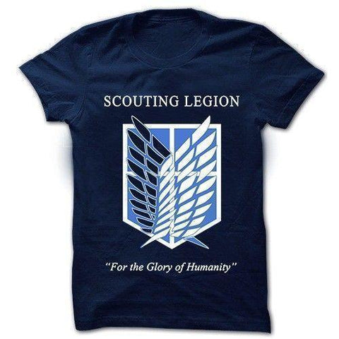Image of Scouting Legion Humanity Dark Blue