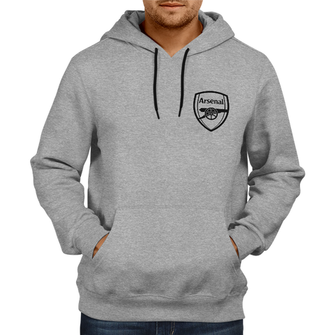Image of Arsenal - Grey Hoodie