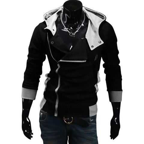 Assassin's Creed Hooded Jacket Black