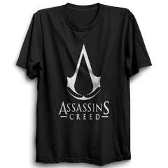 Assassin's Creed Logo -Half Sleeve Black