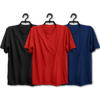 Image of BRN Combo Half Sleeve Tshirts(Pack of 3)