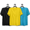 Image of BYS Combo Half Sleeve T-shirts(Pack of 3)