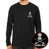Image of Bhartiya Sena Full Sleeve Black