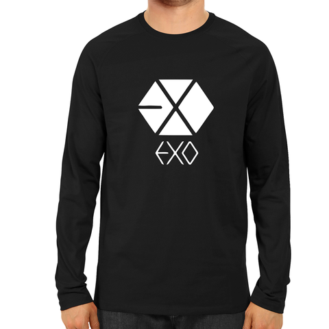 EXO -Full Sleeve Black