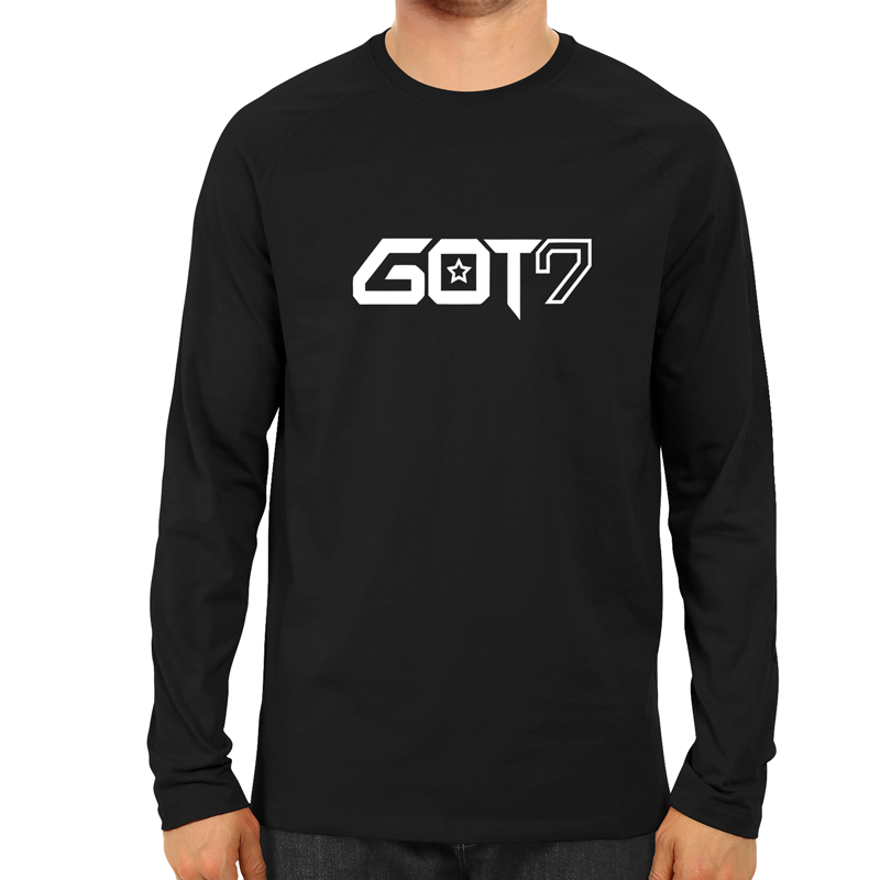 GOT7 -Full Sleeve Black