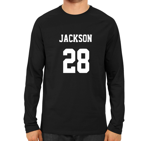 Image of JACKSON 28 -Full Sleeve Black