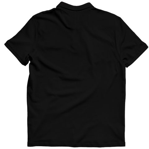 IPL 07 B - RR -Black Polo T-shirt