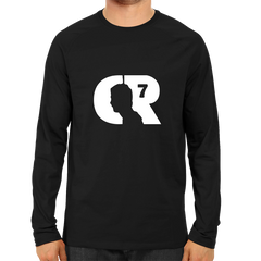 CR7 -Full Sleeve Black