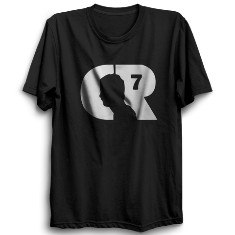 Image of CR7 -Half Sleeve Black