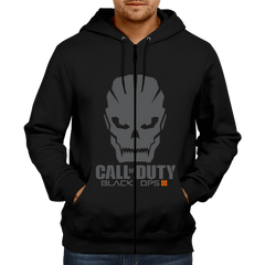 Call Of Duty Black Ops Zipper Hoodie