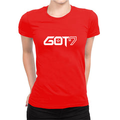 GOT7 -Half Sleeve Red