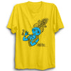 Image of Govind -Half Sleeve Yellow