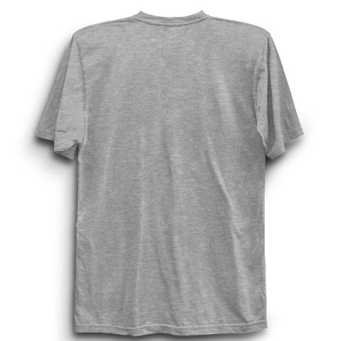 Image of Basic Plain Grey Half Sleeve