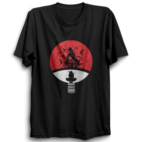 Image of Itachi Uchiha T shirt