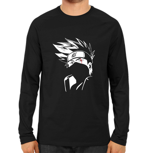 Kakashi 2 Full Sleeve Black