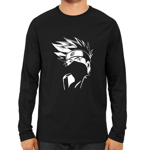 Image of Kakashi 2 Full Sleeve Black