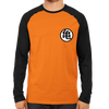 Image of Kame Symbol Raglan Full Sleeve