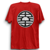 Image of Kame Symbol Red T-Shirt