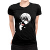 Image of Kaneki Unmasked -Women's Half Sleeve Black