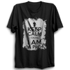 Image of Keep Calm, I AM A Pro Half Sleeve Black