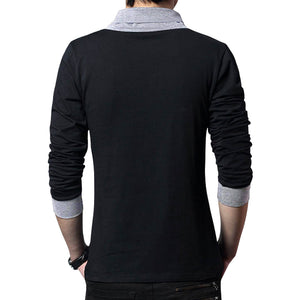 Men's Cool Slim Long Sleeve T-shirt