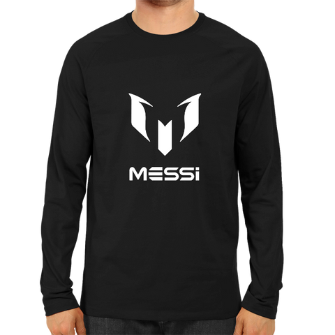MESSI -Full Sleeve Black