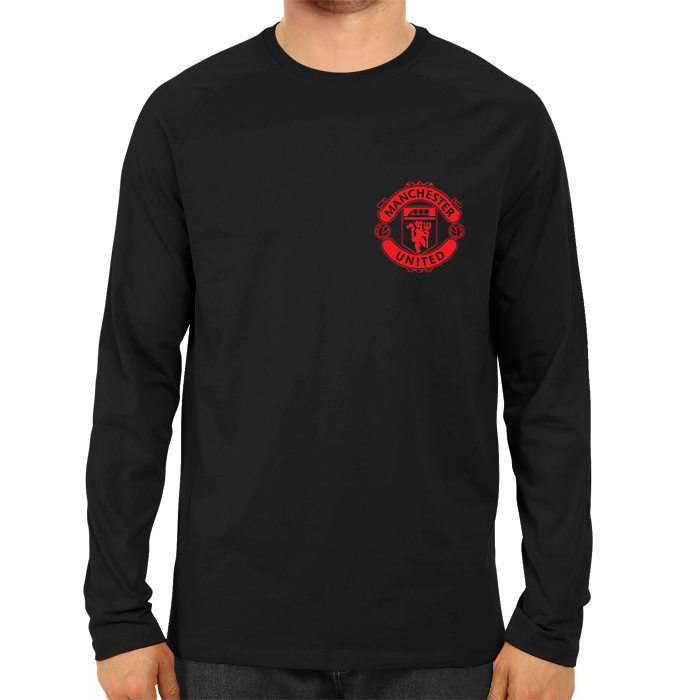 Manchester United -Full Sleeve Black