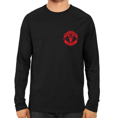 Image of Manchester United -Full Sleeve Black