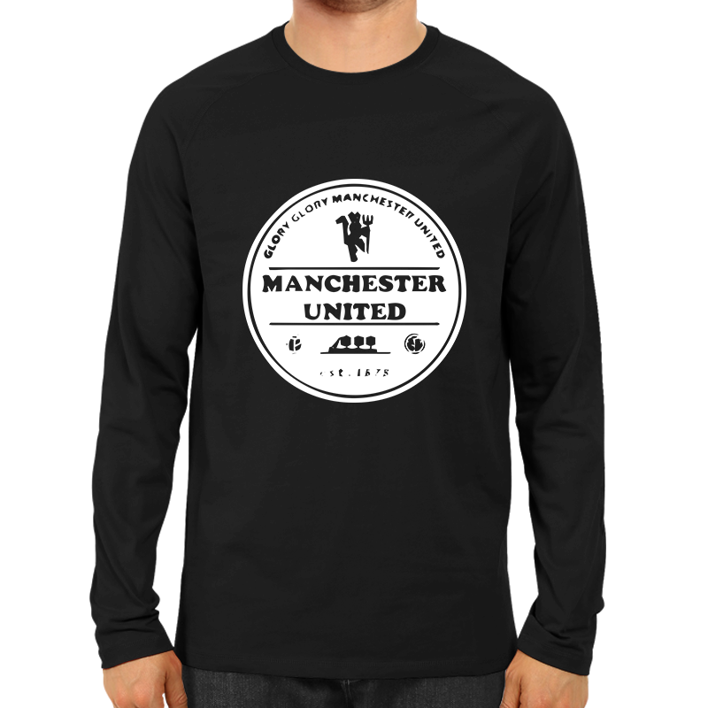 Manchester United 2 -Full Sleeve Black