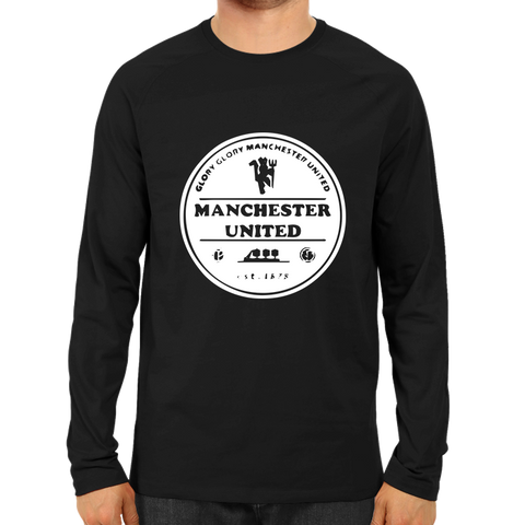 Image of Manchester United 2 -Full Sleeve Black