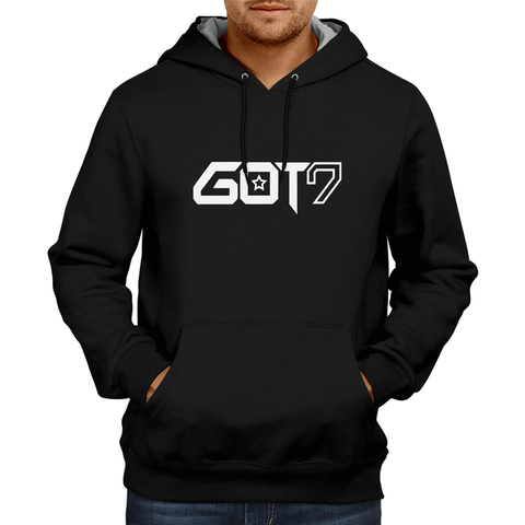 Image of GOT7 - Black Hoodie
