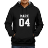 Image of MARK 04 - Black Hoodie