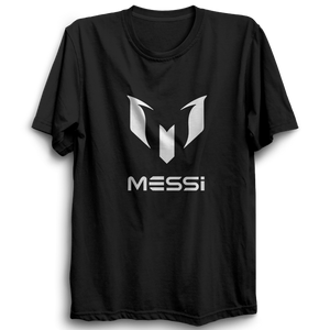 MESSI -Half Sleeve Black