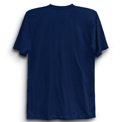 Image of Do Be Do Be Do T-Shirt Navy Blue