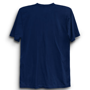 Whoosis T-Shirt Navy Blue