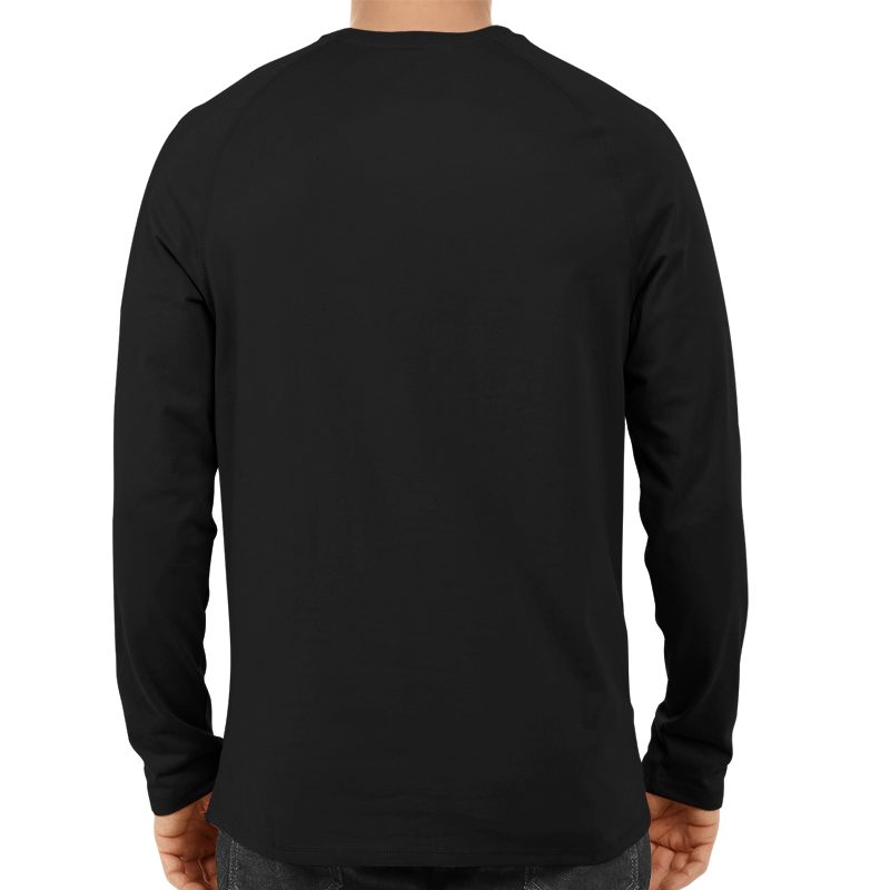 Indian Army Logo Full Sleeve Black
