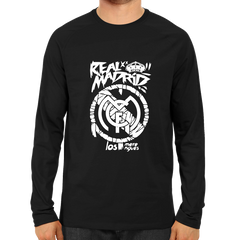 Real Madrid -Full Sleeve Black
