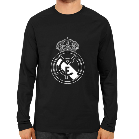 Real Madrid 2 -Full Sleeve Black